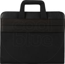 Samsonite Stationery Spectrolite 2 Zip Folder A4 Ret H Black