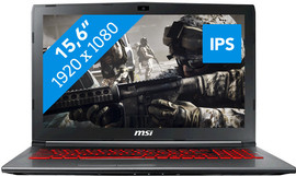 MSI GV62 8RE-009BE Azerty