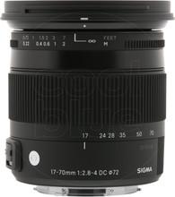 "Sigma 17-70mm f/2.8-4 DC Macro HSM ""C"" Sony"