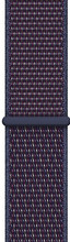 Apple Watch 44mm Nylon Sport Loop Horlogeband Indigo