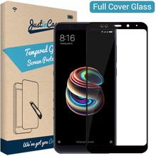 Just in Case Full Cover Tempered Glass Xiaomi Mi A2 Black