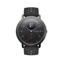 Withings Steel HR Sport Zwart