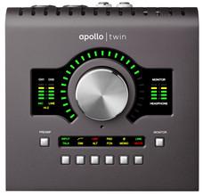 Universal Audio Apollo Twin mk2 Quad