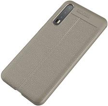 Just in Case Soft Design TPU P20 Pro Back Cover Grijs