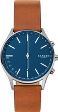 Skagen Holst Connected Hybrid Blauw/Bruin