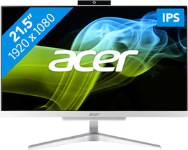 Acer Aspire C22-860 I7418 BE All-in-One Azerty