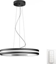 Philips Hue Being Hanglamp - zwart - 1 x 3000lm + dim switch