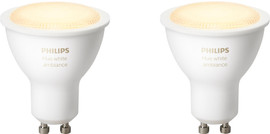 Philips Hue - White - GU10 - duopack