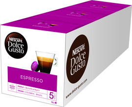 Dolce Gusto Espresso 3 pack