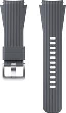 Samsung Galaxy Watch 46mm/Gear S3 Siliconen Horlogeband Grij