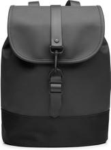 Rains Drawstring Backpack Zwart