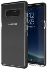 GEAR4 D3O Piccadilly Galaxy Note 8 Back Cover Zwart