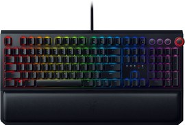 Razer BlackWidow Elite Mechanisch Gaming Toetsenbord  AZERTY
