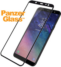 PanzerGlass Screenprotector Samsung Galaxy A6 Plus (2018)