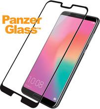 PanzerGlass Screenprotector Huawei Honor 10 Zwart
