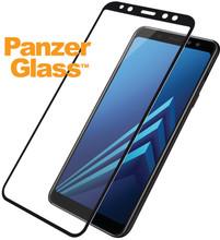 PanzerGlass Screenprotector Samsung Galaxy A6 (2018) Zwart