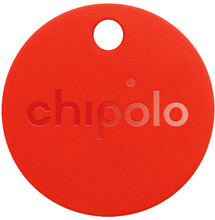 Chipolo Plus 2nd Gen Rood