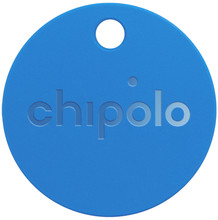 Chipolo Plus 2nd Gen Blauw