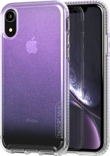 Tech21 Pure Shimmer Apple iPhone XR Back Cover Iridescent Ro