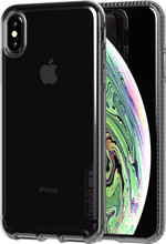Tech21 Pure Carbon iPhone Xs Max Back Cover Zwart