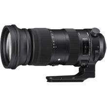 Sigma 60-600mm f/4.5-6.3 DG OS HSM Sports Canon EF
