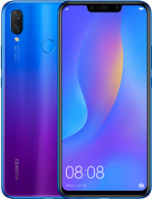 Huawei P Smart Plus Paars (BE)