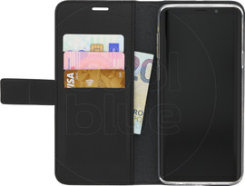 Azuri Wallet Magneet Galaxy S9 Plus Book Case Zwart