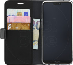 Azuri Wallet Magneet P20 Lite Book Case Zwart