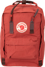 Fjällräven Kånken 15'' Deep Red-Random Blocked
