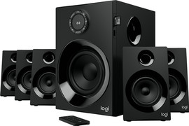 Logitech Z607 5.1 Surround Sound System Bluetooth