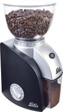 Solis Scala Plus Zwart Koffiemolen