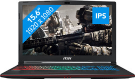 MSI GP63 Leopard 8RD-008BE Azerty