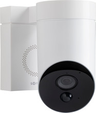 Somfy Outdoorcamera Wit