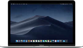 "Apple MacBook 12"" (2018) MRQN2FN/A Goud Azerty"