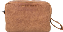 Cowboysbag Wash Bag Newington Cognac