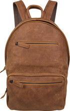 Cowboysbag Backpack Shiloh 15 Inch Cognac