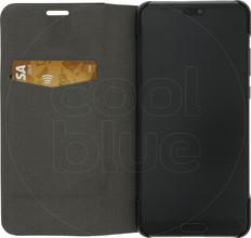 Azuri Booklet Ultra Thin Huawei P20 Book Case Zwart