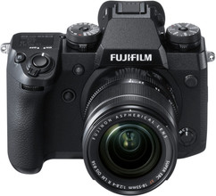 Fujifilm X-H1 + XF 18-55mm f/2.8-4.0 R LM