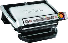 Tefal OptiGrill GC716D contactgrill + Wafel accessoire