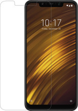 Azuri Gehard Glas Xiaomi Poco Screenprotector Glas