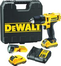 DeWalt DCD710D2F-QW