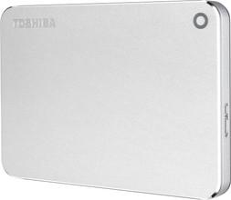 Toshiba Canvio Premium Mac 1 TB Zilver