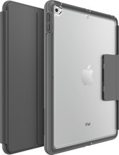 OtterBox Unlimited Apple iPad Book Case Zwart