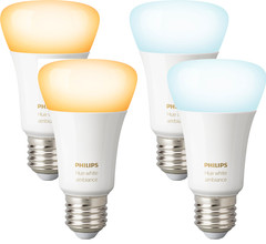 Philips Hue White Ambiance E27 2x Duopack