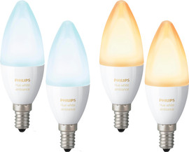 Philips Hue White Ambiance E14 2x Duopack