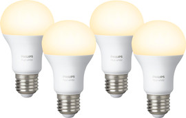 Philips Hue White E27 2x Duopack