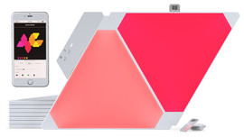 Nanoleaf Light Panels Rhythm Kit 15 Pack
