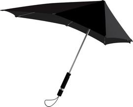 Senz Original Stormparaplu Pure Black