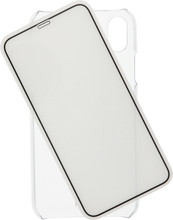 Azuri Protection iPhone Xr Full Body Zwart