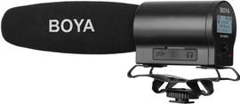 Boya BY-DMR7 Mini Condensator Microfoon met Recorder